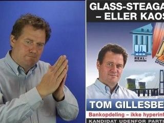 Tom Gillesberg folketingskandidat i Københavns storkreds: valgprogramoversigt