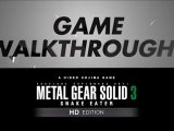 Metal Gear Solid HD Collection - Metal Gear Solid 3 : Snake Eater - Gamescom 2011 Trailer [HD]