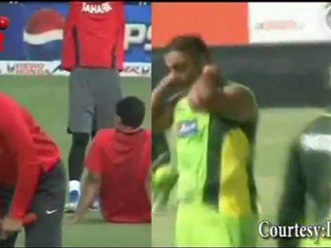 India and Pakistan's Cricket Fights & Sledging