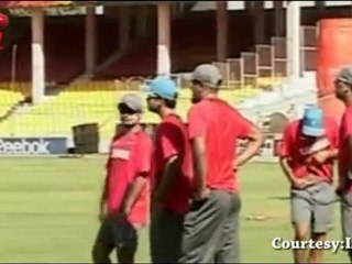 India Vs West Indies 1st TEST Match 2011 Day 1 Highlights