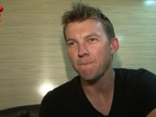 EXCLUSIVE! Brett Lee FEATURES in 3D Virtual Cricket Game