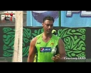 Shoaib Akhtar TIRED of CRICKET