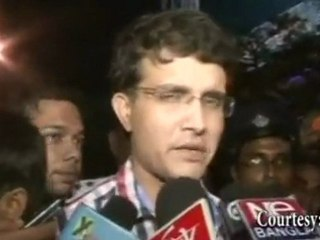 EXCLUSIVE INTERVIEW of Saurav Ganguly for KKR