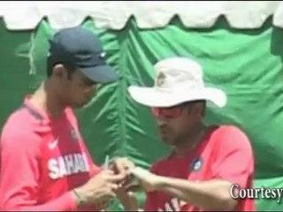 Sachin Tendulkar the Wisden Leading Cricketer of the Year 2010