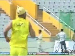 MS Dhoni SMASHED Kings XI Punjab !