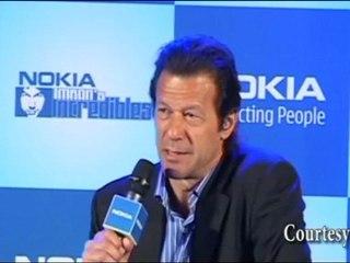 Imran Khan's CRICKET MATCH FIXING opinion on Pakistan