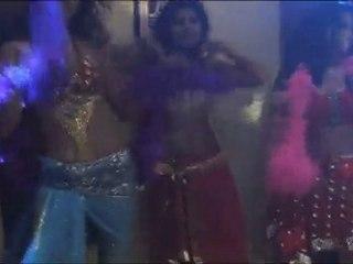 Hot Desi Girls Belly Dance