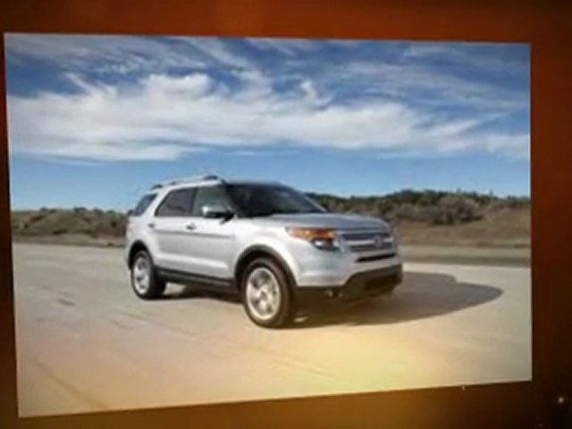 Future Ford 2012 Ford Explorer