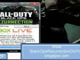 How to Download Leaked Black Ops Rezurrection Map pack Xbox 360 Free