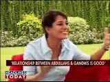 On The Couch with Koel 20th August Farooq Abdullah part 4