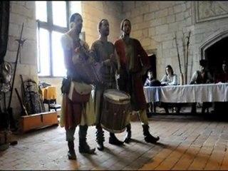 Epopée médiévale de Loches 2011 : Vagarem 1