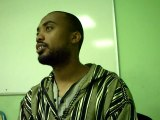 Sheikh Mohamed Bajrafil, Approcher l'alcool