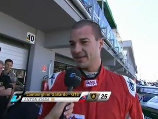 GT3 Qualifying Session from Slovakia Ring Watch Again