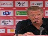 Football365: L1 - Football: Rémi Garde n'est pas déçu