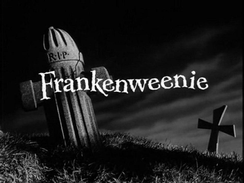Frankenweenie By Tim Burton 1984 Video Dailymotion