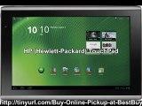 HP (Hewlett-Packard) TouchPad