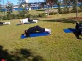 Personal Training Pyrmont | Group Fitness Outdoors in Pyrmont