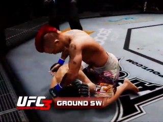 Gameplay Trailer de UFC Undisputed 3