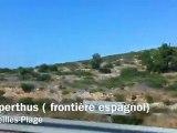 le perthus (frontière espagnol)