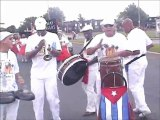 Musique cubaine et latino-américaine - Conga cubaine avec Sandalio et ses percussionnistes