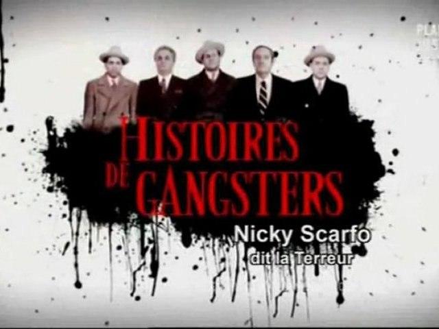 """Nicky Scarfo """"dit la terreur"""" - Histoire de gangsters"""