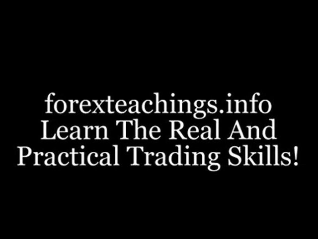 Online forex trading course; educational finance trading system