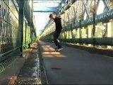 Skate : Maxime Nicolas