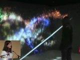 Immersive Music Painter - CARREFOUR DES POSSIBLES PICARDIE 2010