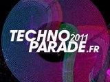 Samuel danse la choré de la Techno Parade