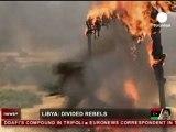 Libya Transition - Euronews(24.Aug.2011) (2)