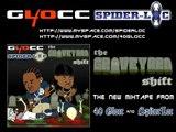 "DJ Drama Presents 40 Glocc & Spider Loc ""Graveyard Shift"" Cartoon"