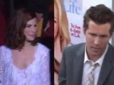 Sandra Bullock and Ryan Reynolds caught getting INTIMATE