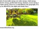 Renewable Energy | Advantages of Renewable Energy Sources
