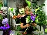 """Réalisez un """"Bouquet cage"""" avec les Ateliers d'Aquarelle"""
