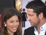 Gerard Butler DATING Jessica Biel