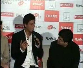 Shahrukh Khan Launches Filmfare Magazine