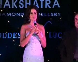 Katrina Kaif Endorses Jewellery Brand Nakshatra