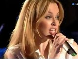 Kylie Minogue Better Than Today live Radio 2 - 2010