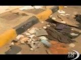 Libia, in fiamme compound Gheddafi, ecco gli interni - VideoDoc. Il bunker di Tripoli in cui il rais si è nascosto per mesi