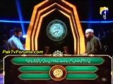 Alif Laam Meem Geo Tv Episode 31 - 25th August 2011 Part 2/3