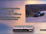 Essai Renault Clio 16v - Clio Williams - Autoweb-France