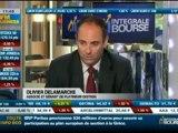 Olivier Delamarche, Analyse économique sur BFM le 25/08/2011