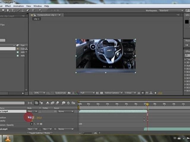 Transición movimiento paneo/cámara - Tutorial After Effects