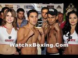 watch live fight night club boxing on 25th August 2011