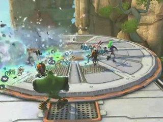 Weapon Series 2 de Ratchet And Clank: All 4 One