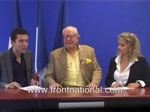 Le Journal de Bord de Jean-Marie Le Pen n°241