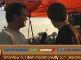 GORM 24 hours 2011: Interview Christopher Thaler, Team 4x4 Haltlos Mercedes G