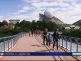 Projet de hausse de la TVA dans les parcs de loisirs (France 3 Poitou-Charentes)