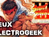"Jeux Electrogeek 86 test ""Street Fighter 3: New Generation"""