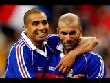 Zidane imité par Nicolas Canteloup